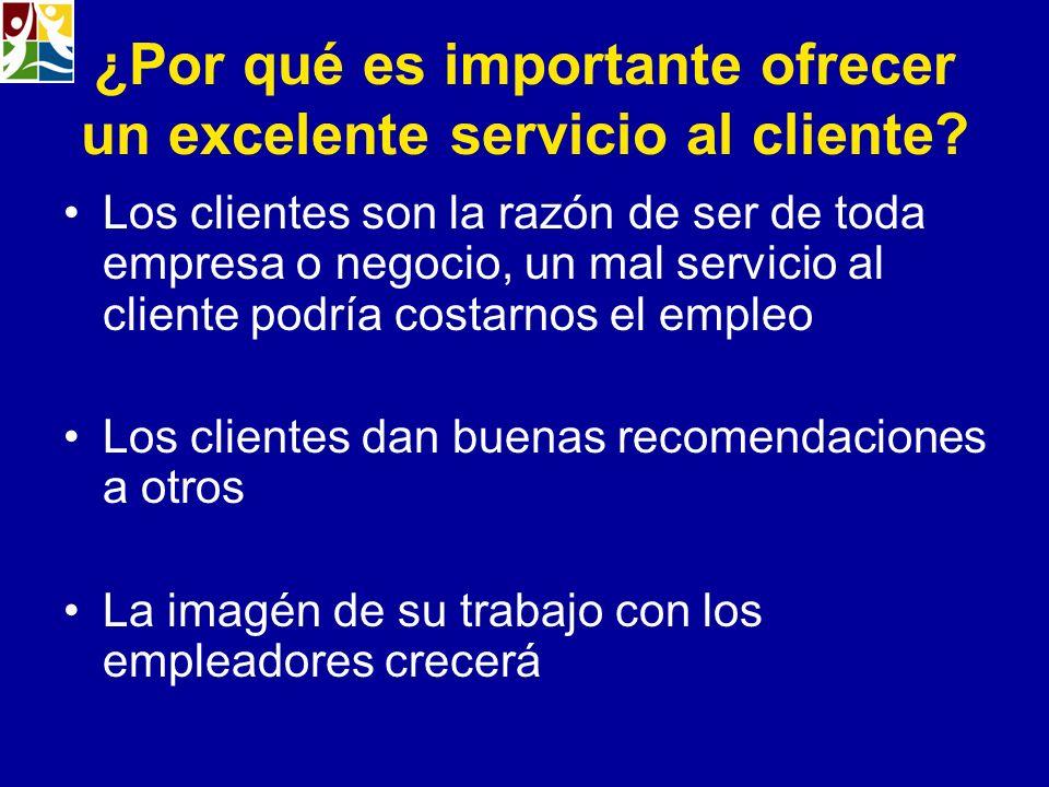 ¿Por qué es importante ofrecer un excelente servicio al cliente