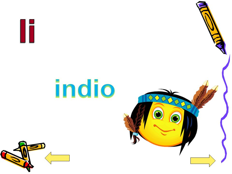 Ii indio