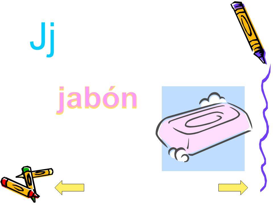Jj jabón