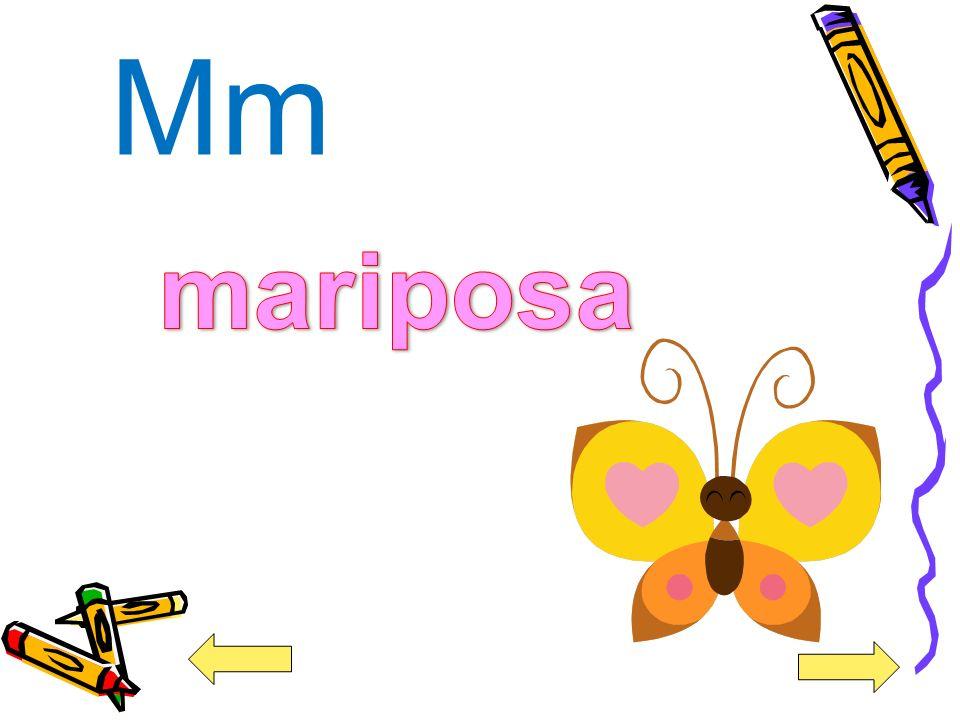Mm mariposa