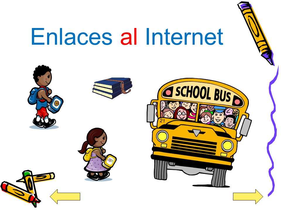 Enlaces al Internet