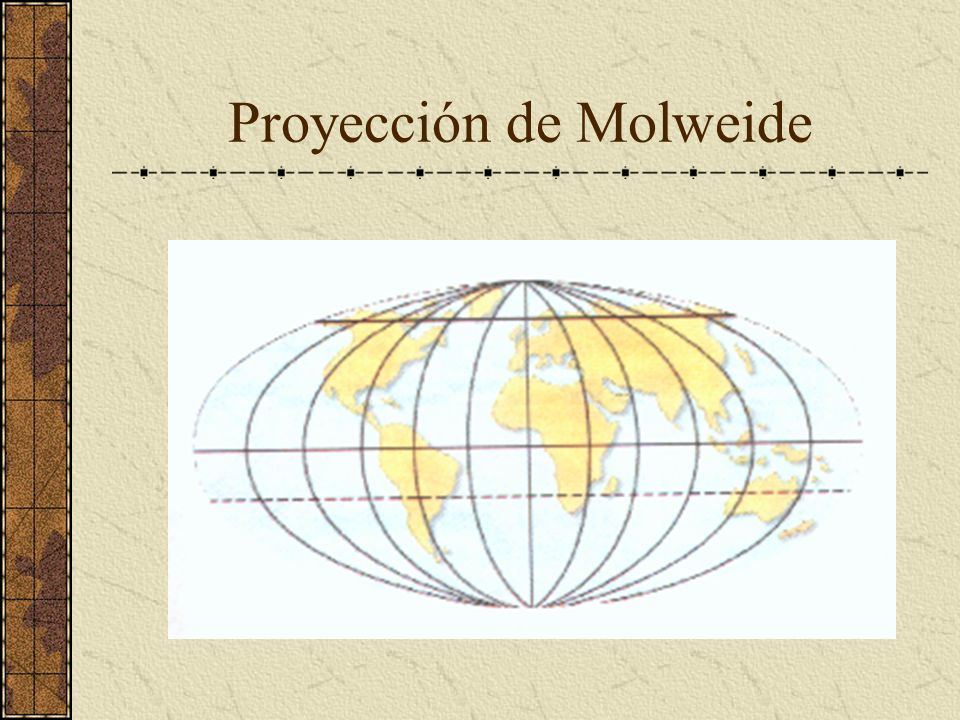 Proyección de Molweide