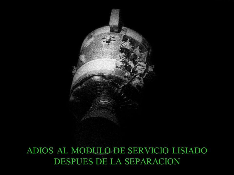 ADIOS AL MODULO DE SERVICIO LISIADO DESPUES DE LA SEPARACION