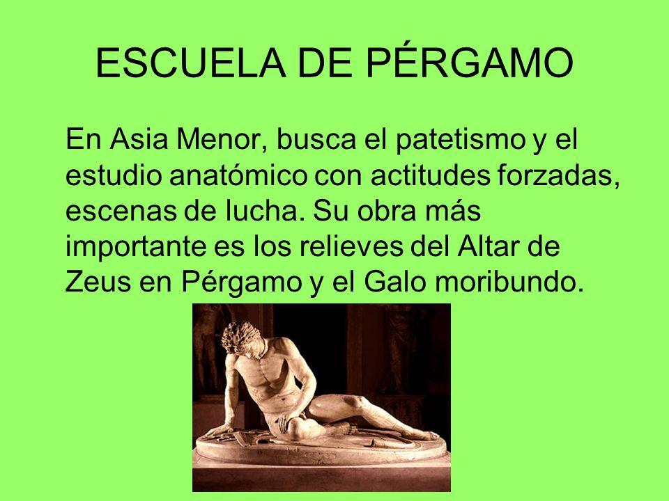 ESCUELA DE PÉRGAMO