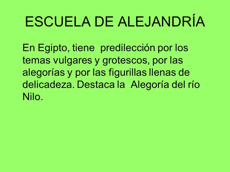 ESCUELA DE ALEJANDRÍA