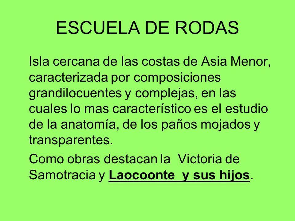 ESCUELA DE RODAS