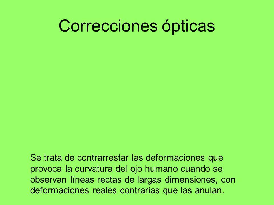 Correcciones ópticas