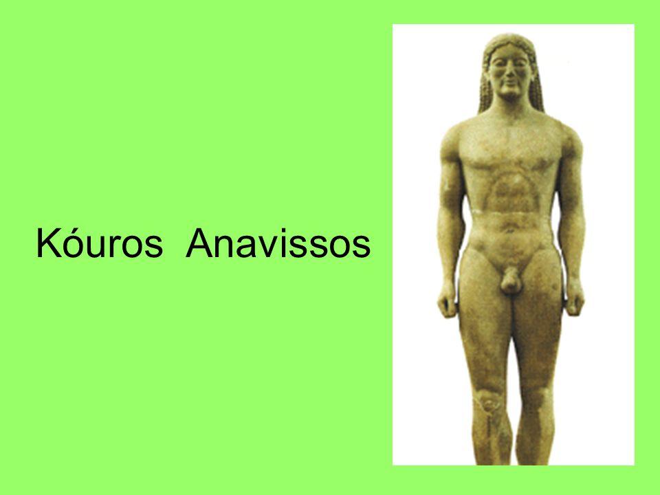 Kóuros Anavissos