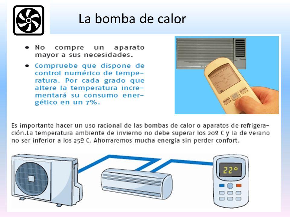 La bomba de calor