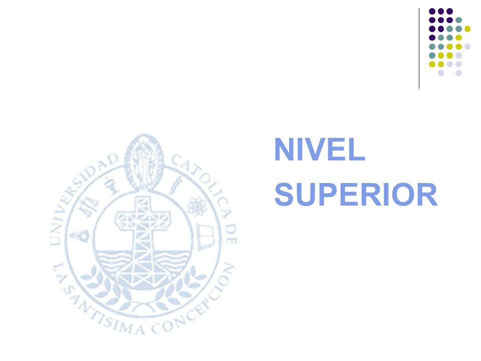 NIVEL SUPERIOR