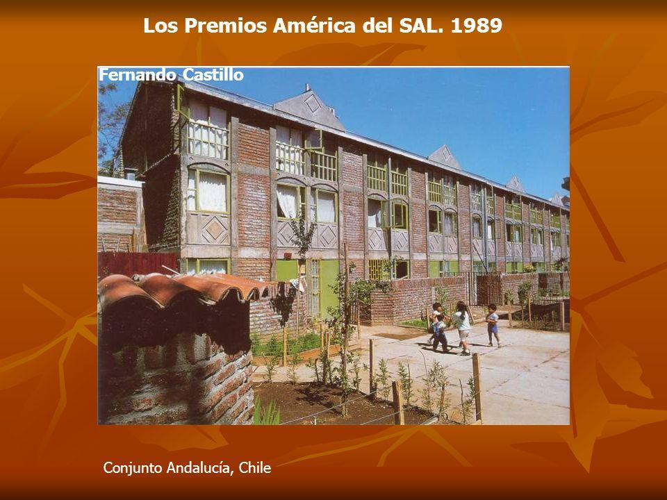Los Premios América del SAL. 1989