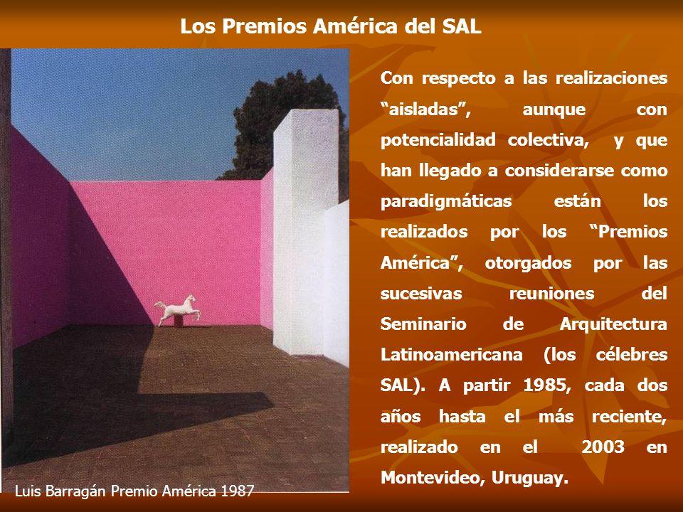 Los Premios América del SAL