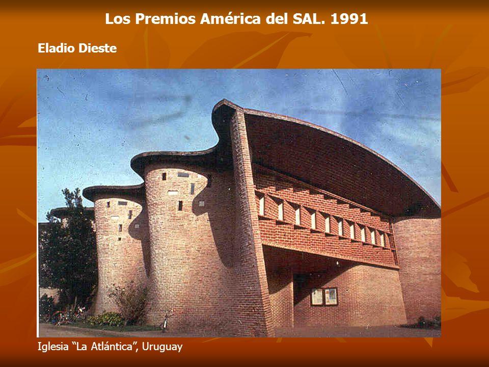 Los Premios América del SAL. 1991