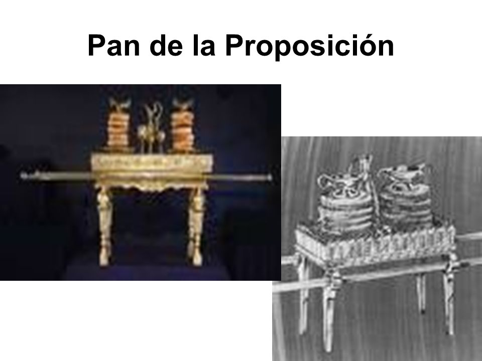 Pan de la Proposición