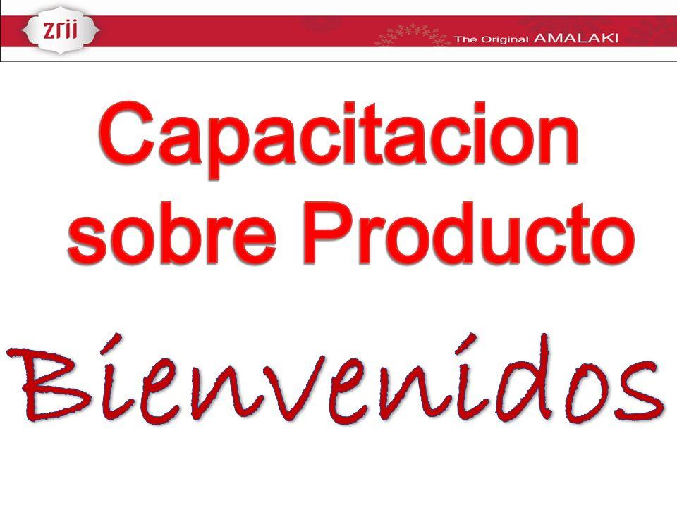 Capacitacion sobre Producto