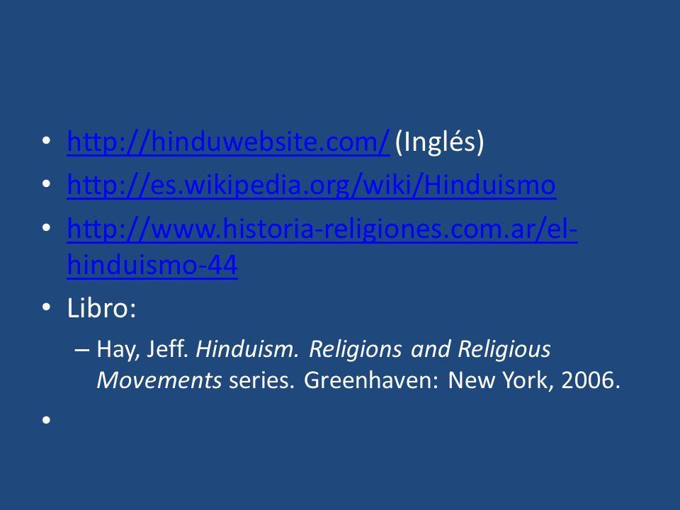 http://hinduwebsite.com/ (Inglés)