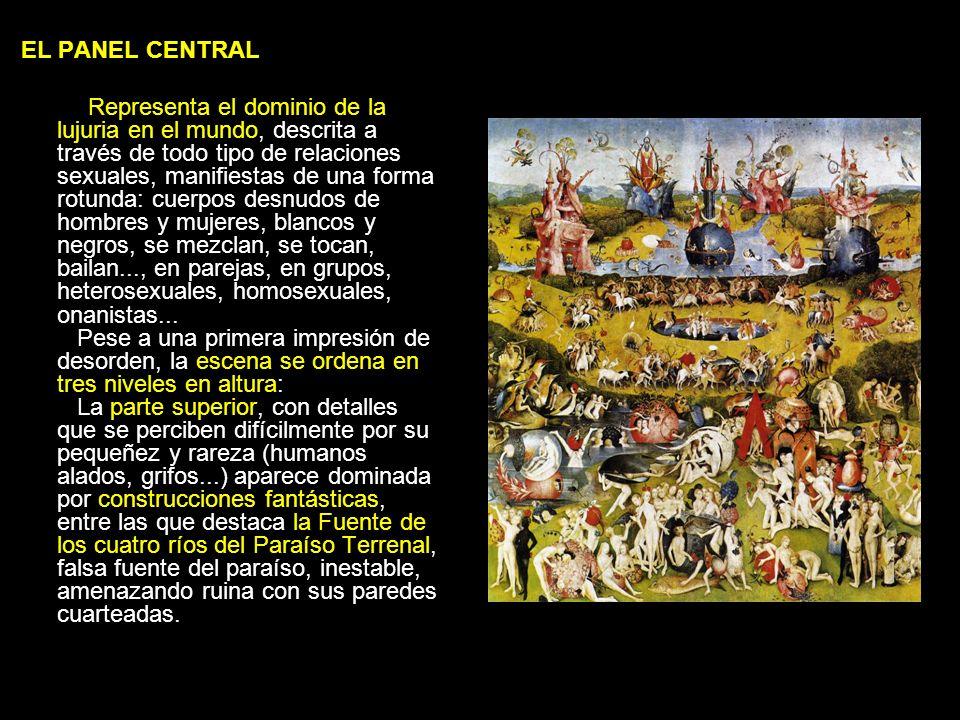 EL PANEL CENTRAL
