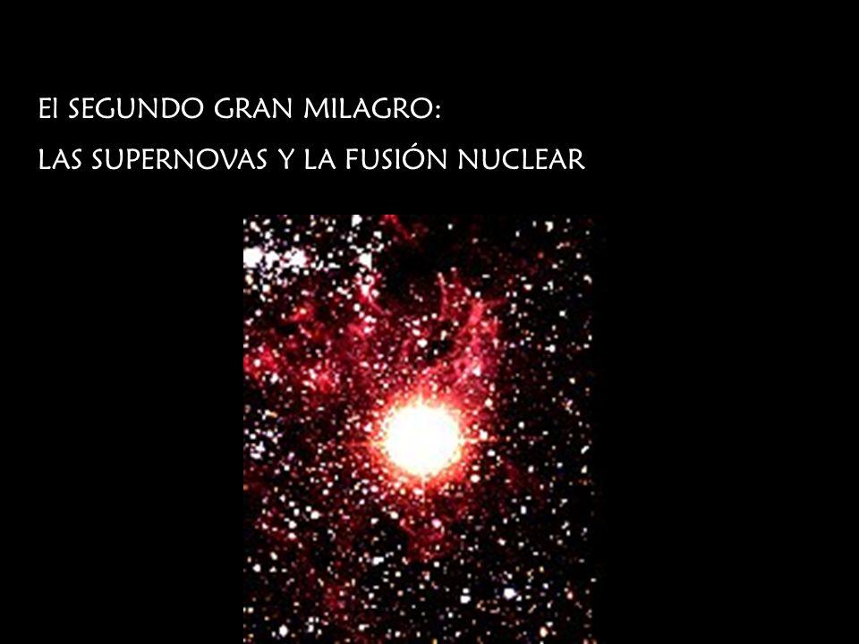El SEGUNDO GRAN MILAGRO:
