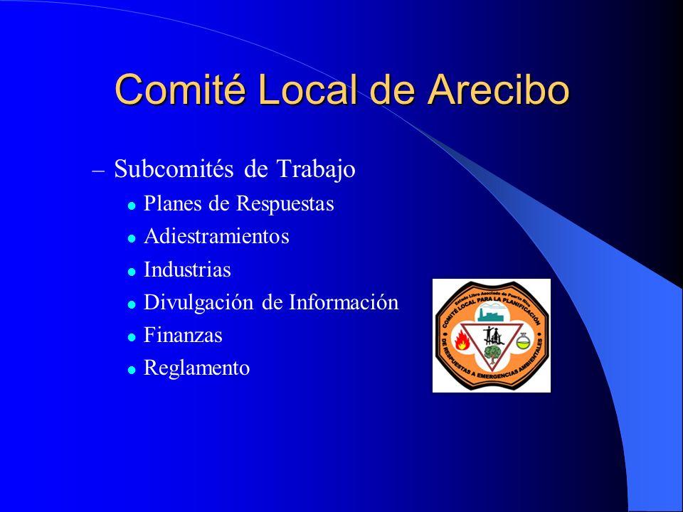 Comité Local de Arecibo