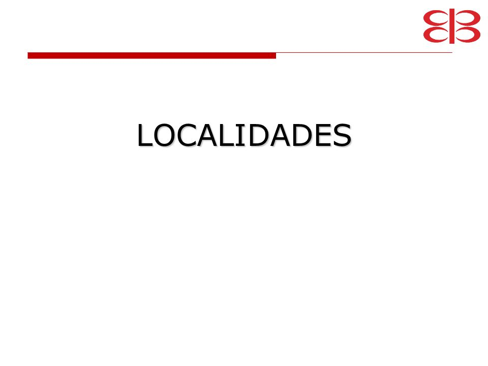 LOCALIDADES 45