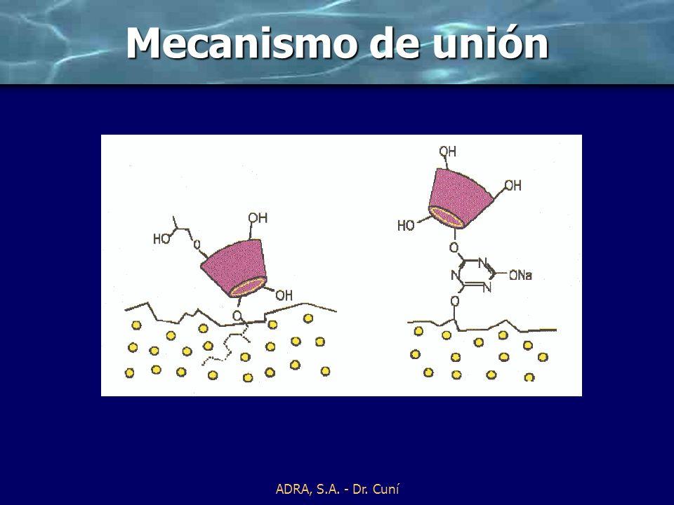 Mecanismo de unión ADRA, S.A. - Dr. Cuní