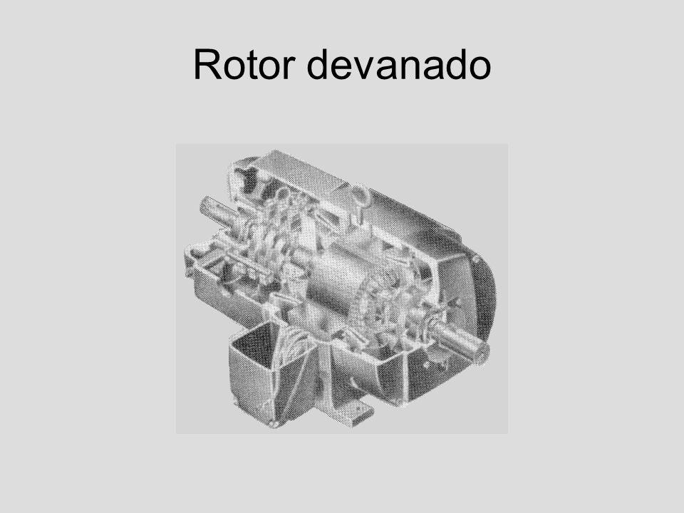 Rotor devanado