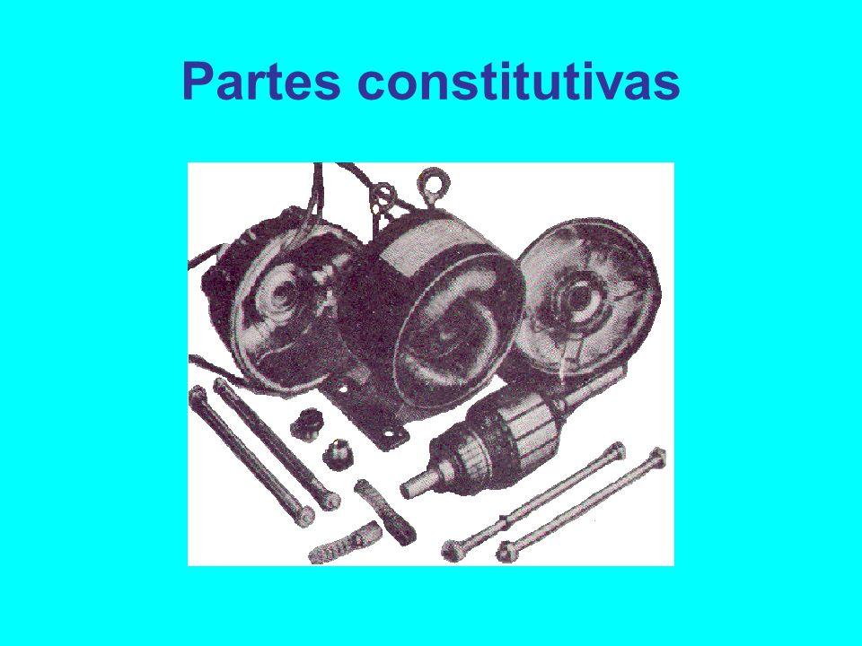 Partes constitutivas