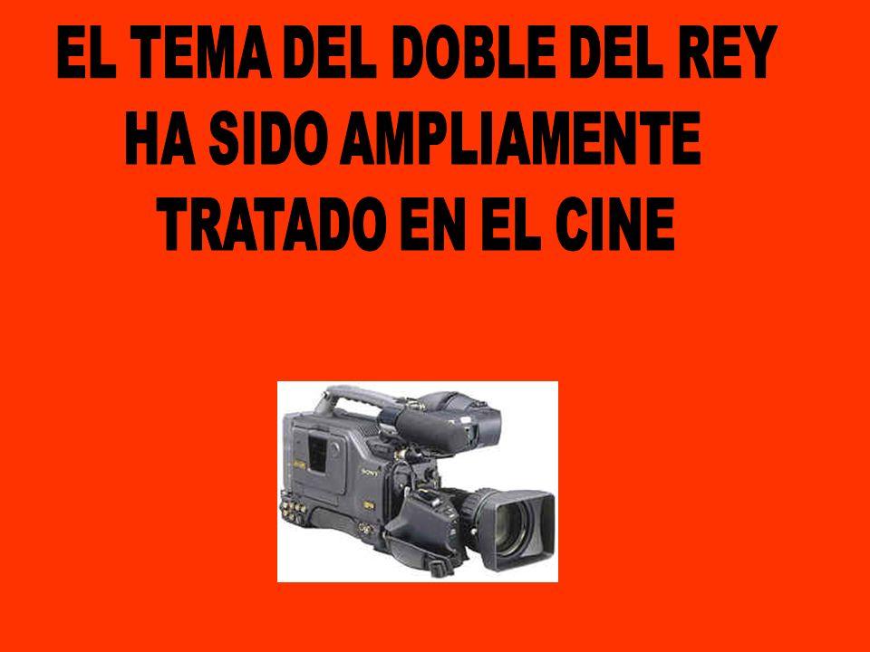 EL TEMA DEL DOBLE DEL REY