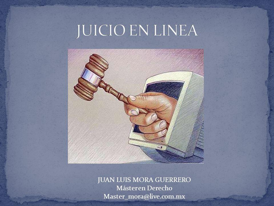 JUAN LUIS MORA GUERRERO