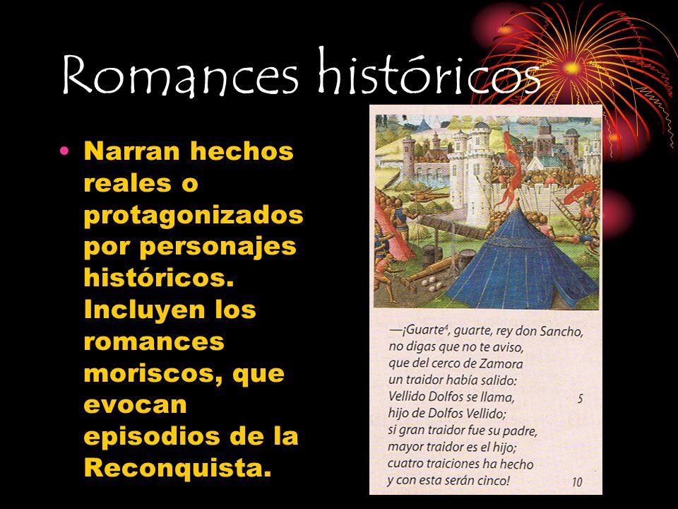 Romances históricos