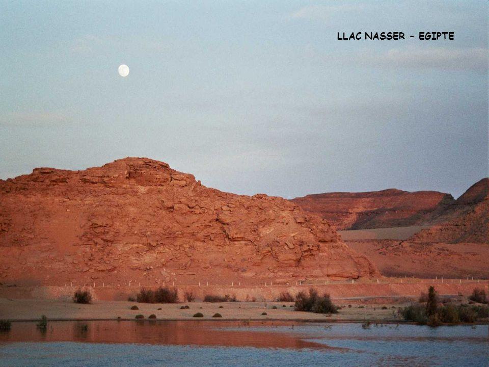 LLAC NASSER - EGIPTE