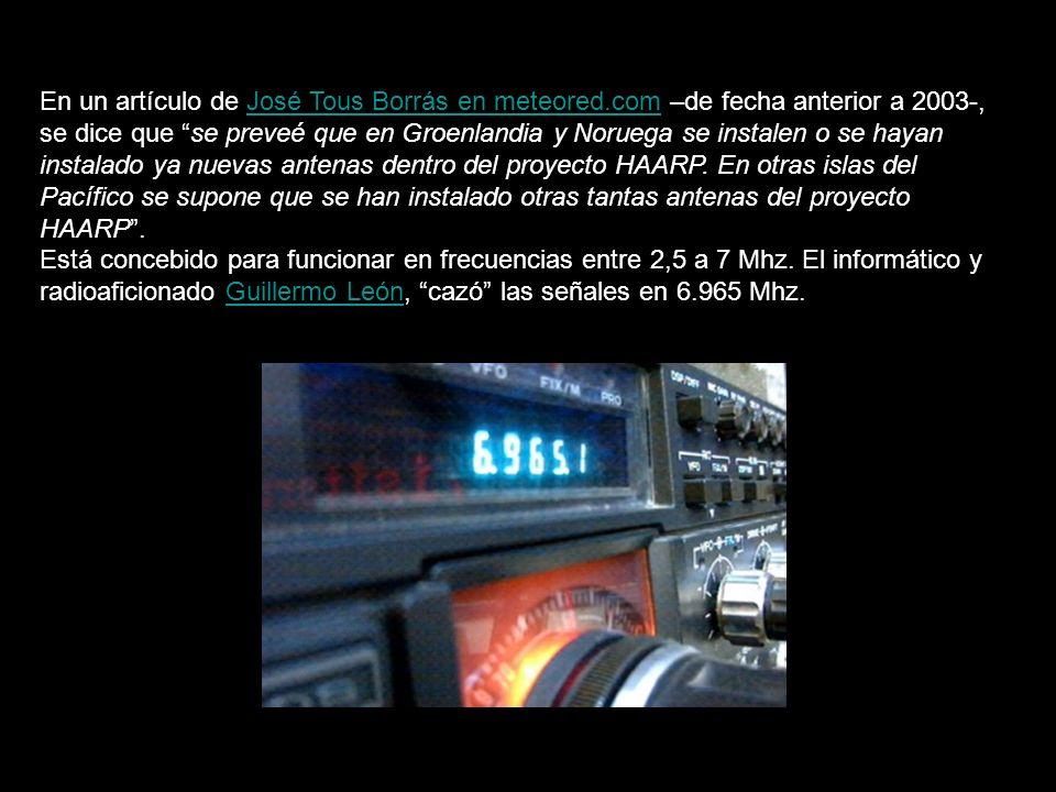 En un artículo de José Tous Borrás en meteored
