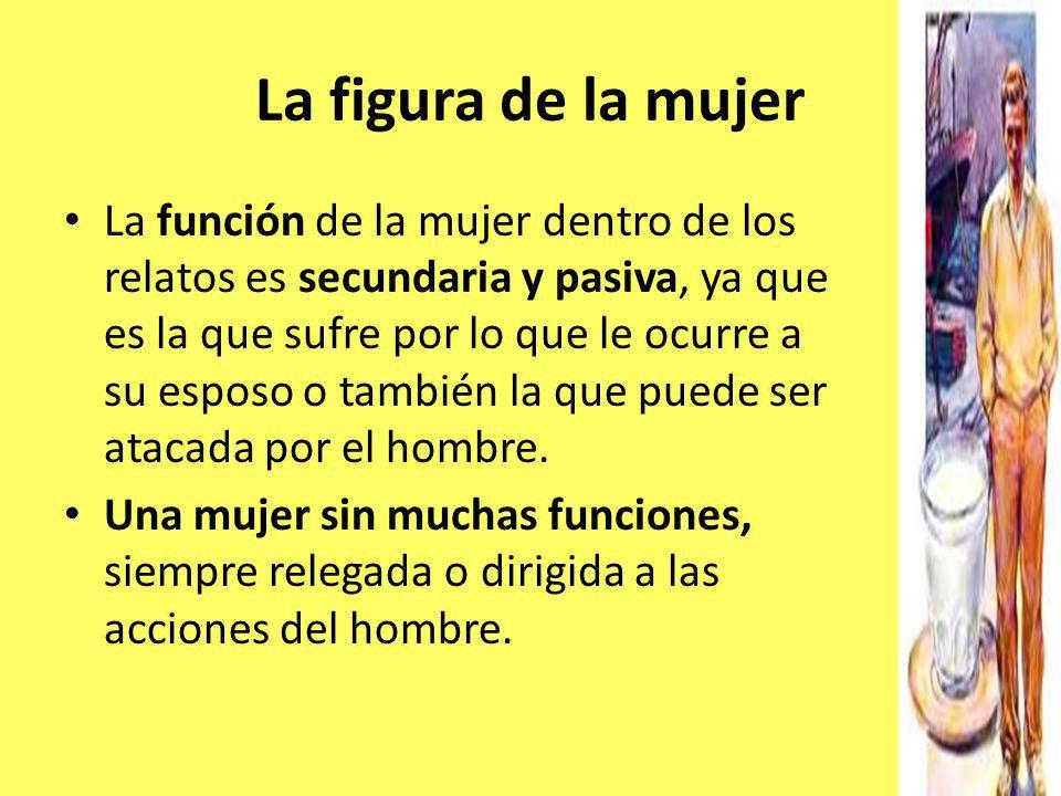 La figura de la mujer