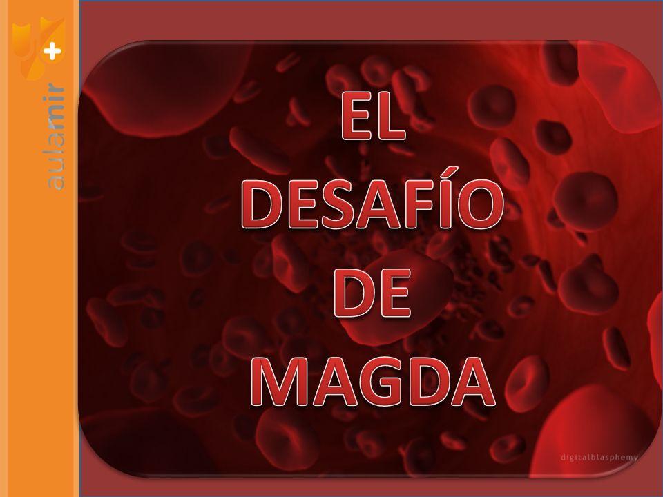 EL DESAFÍO DE MAGDA