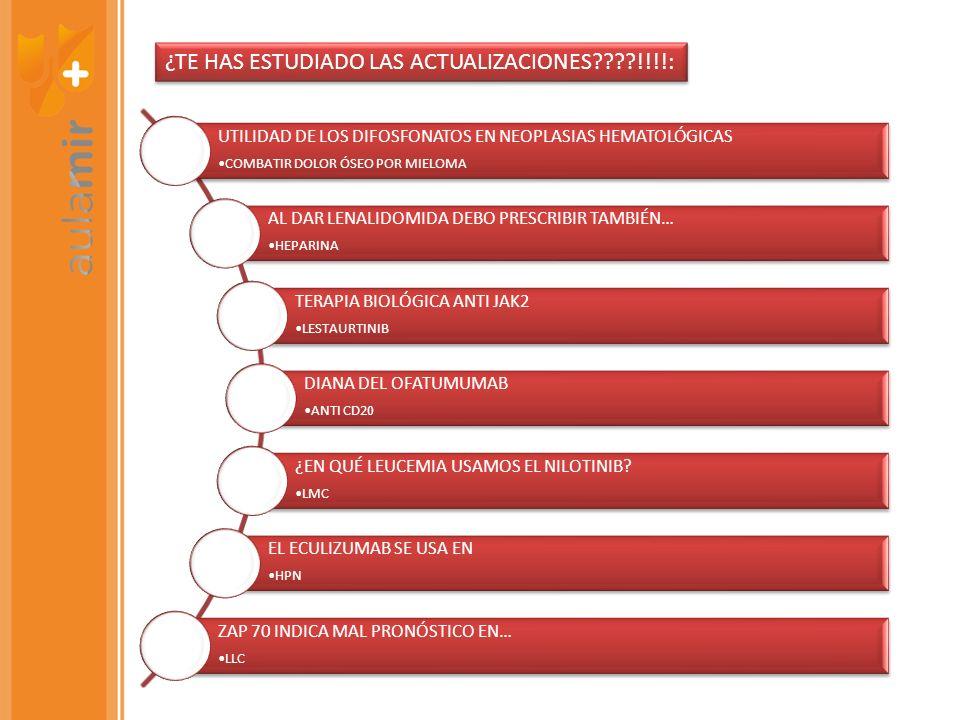 ¿TE HAS ESTUDIADO LAS ACTUALIZACIONES !!!!: