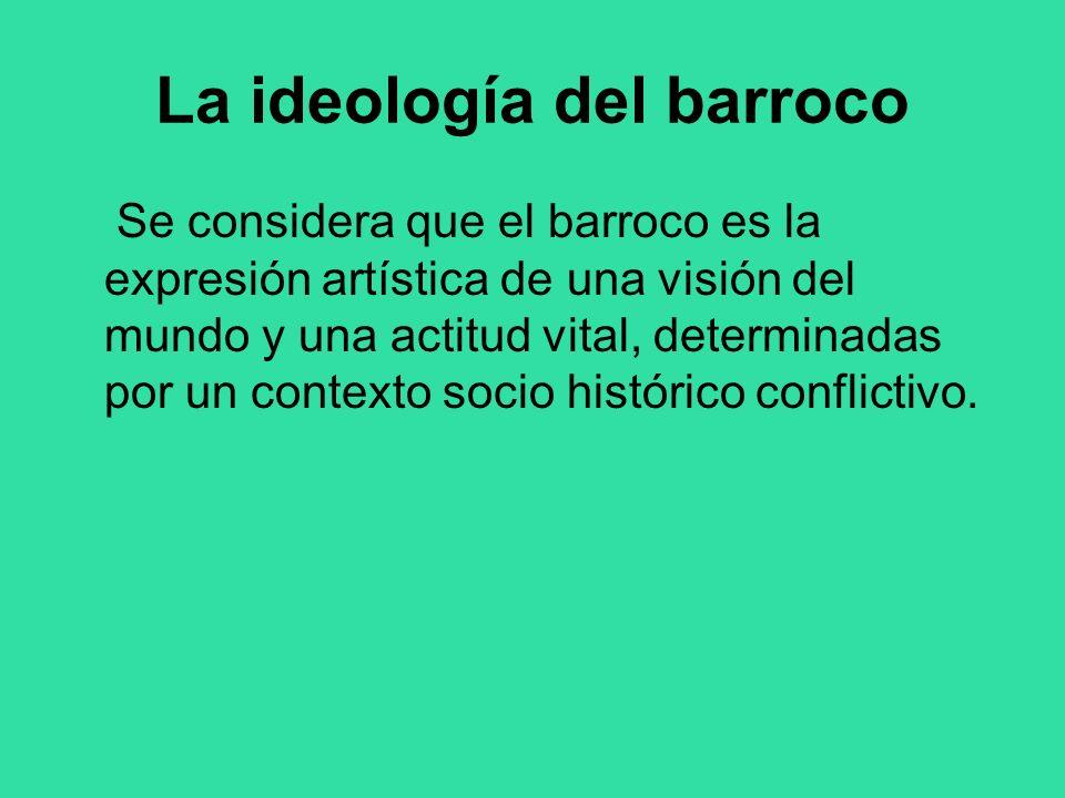 La ideología del barroco