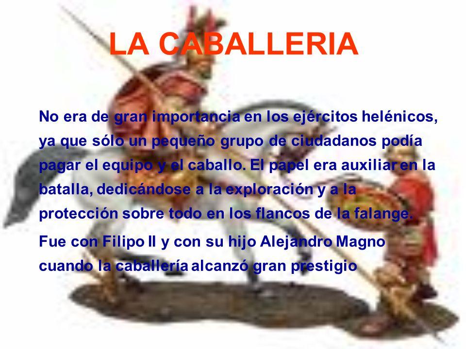 LA CABALLERIA
