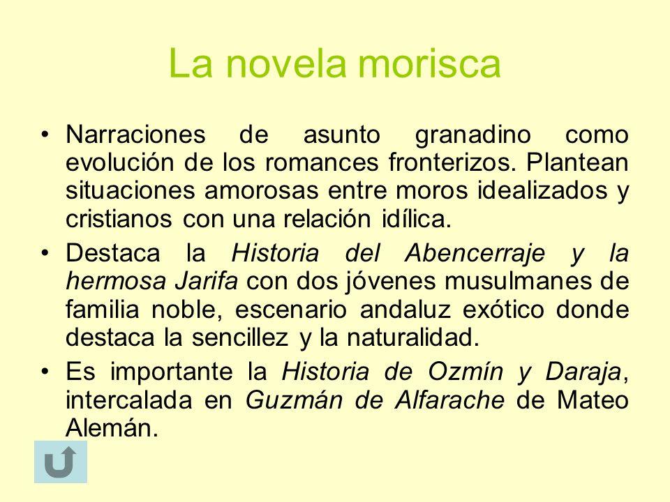 La novela morisca
