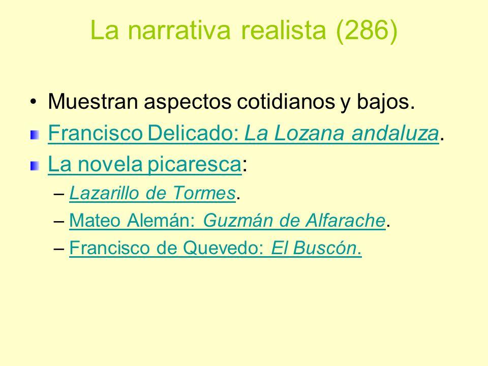 La narrativa realista (286)