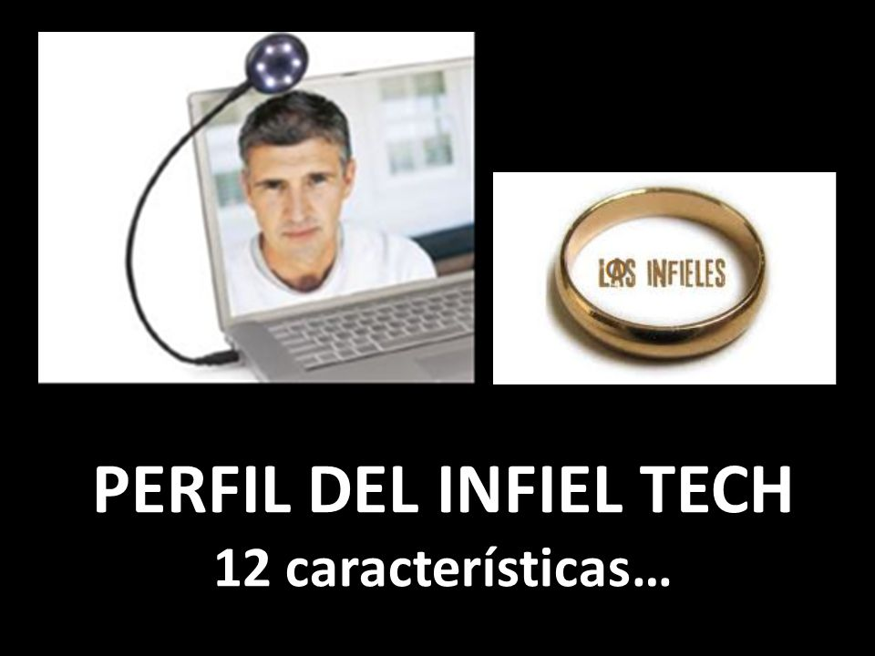 PERFIL DEL INFIEL TECH 12 características…
