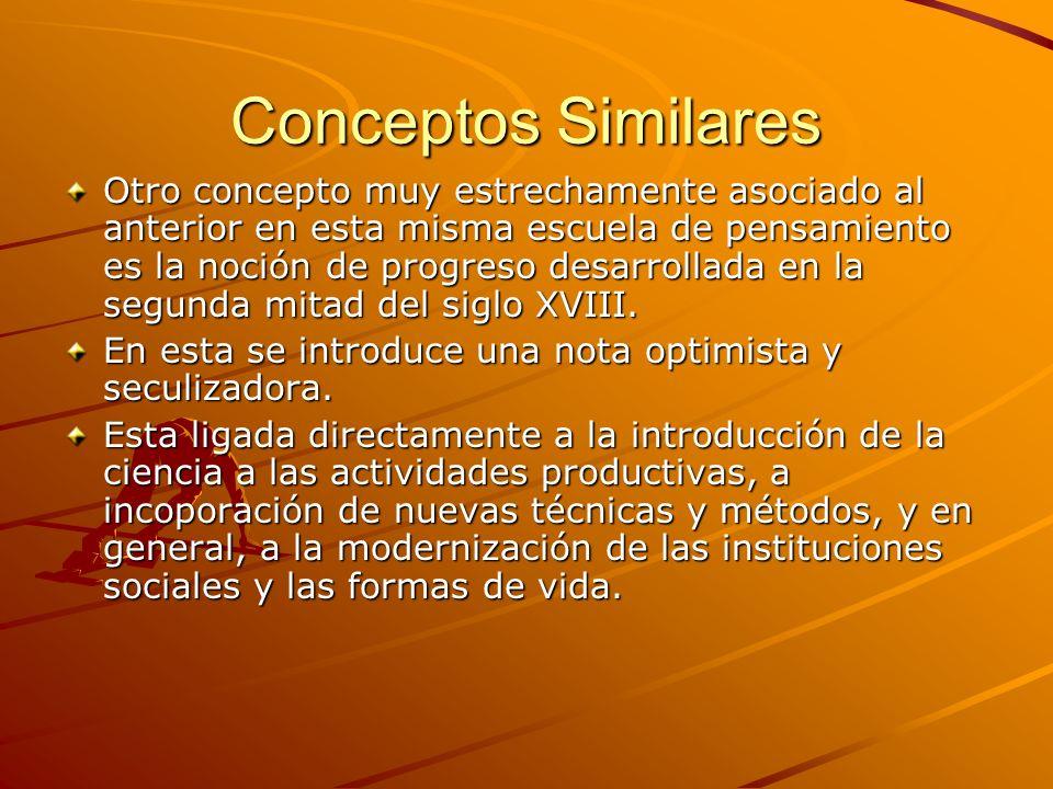 Conceptos Similares