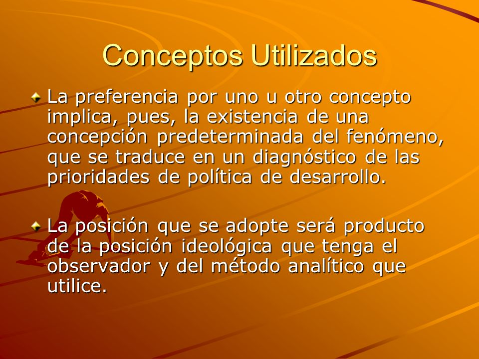 Conceptos Utilizados