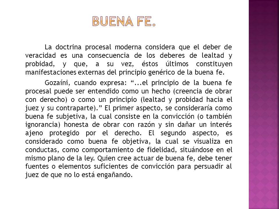 Buena Fe.