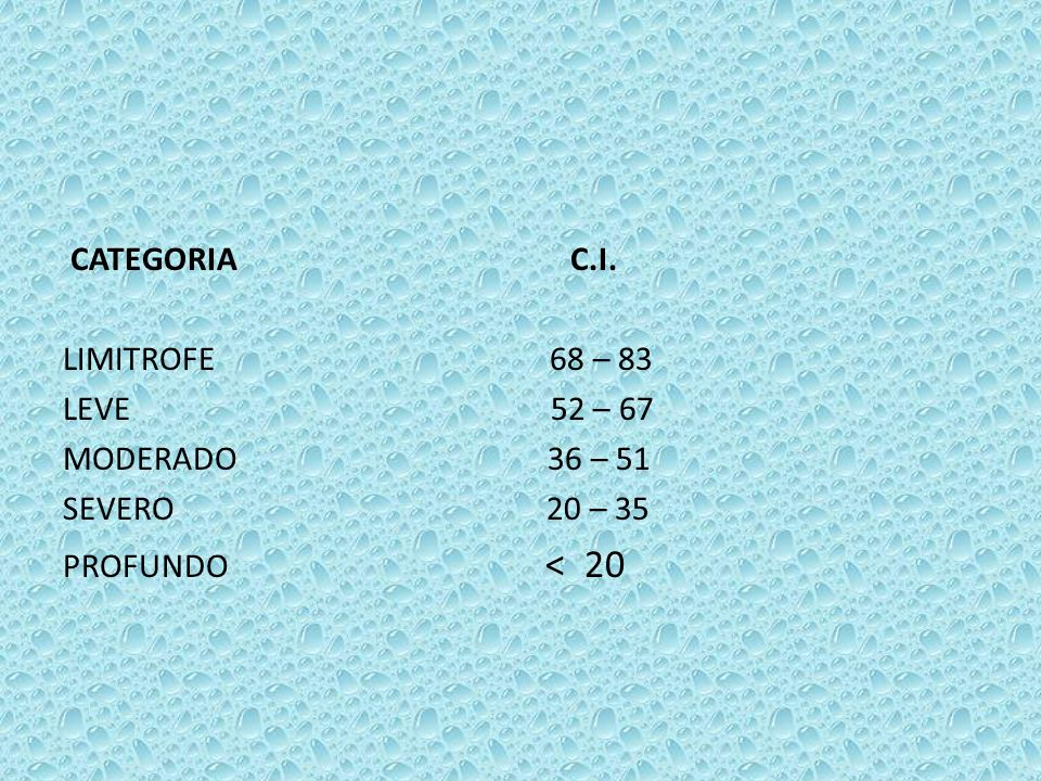CATEGORIA C.I. LIMITROFE 68 – 83.