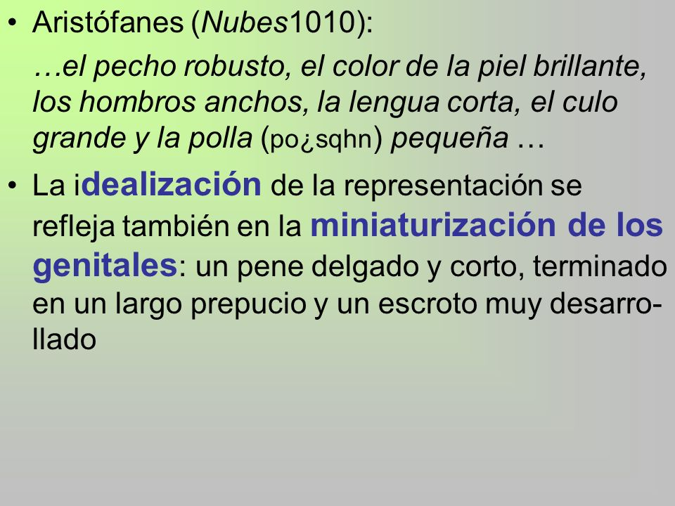 Aristófanes (Nubes1010):
