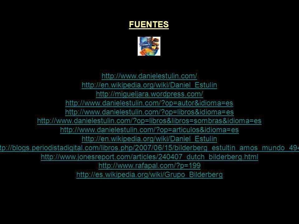 FUENTES http://www.danielestulin.com/