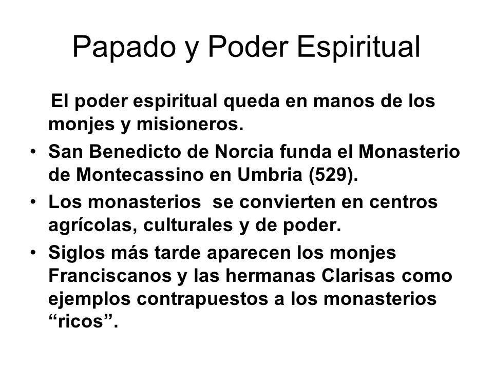 Papado y Poder Espiritual