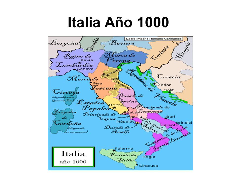 Italia Año 1000