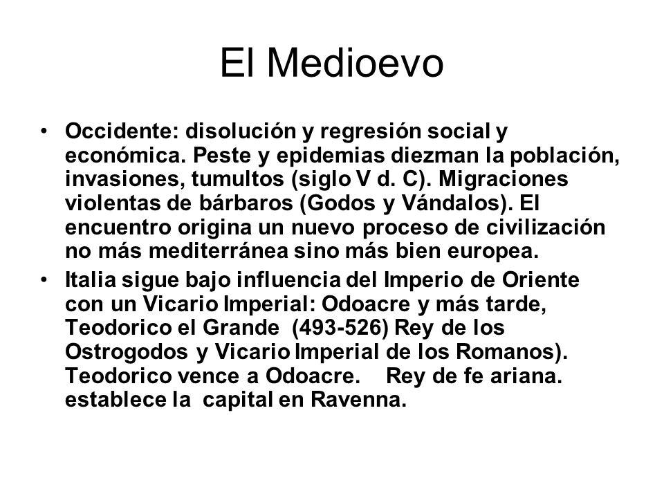 El Medioevo