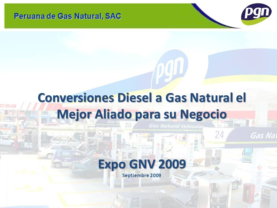 Peruana de Gas Natural, SAC